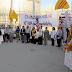 San Jose: Hình ảnh biểu tình lần 14, Ðồng hành cùng quốc nội.