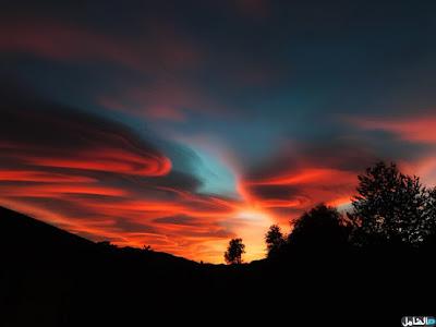 صور حلوه لشكل السماء