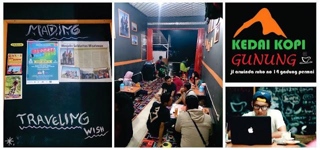 Kedai Kopi Gunung Cianjur