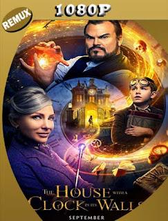 La Casa con un Reloj en sus Paredes (2018)HD [1080p REMUX] Latino [GoogleDrive] SilvestreHD
