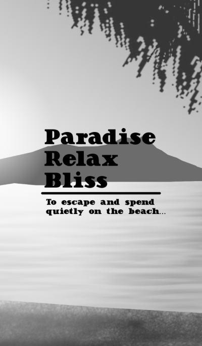Paradise-Relax-Bliss