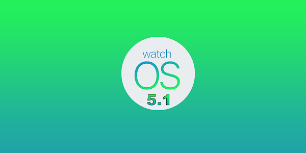 Apple watchOS 5.1 released