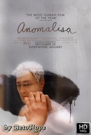 Anomalisa [2015] [Latino-Ingles] HD 1080P  [Google Drive] GloboTV