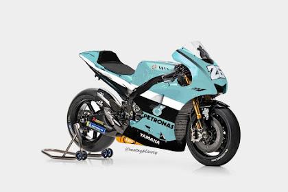 Selamat Datang Dani Pedrosa, Motor Yamaha Ini Sudah Menunggu Anda !
