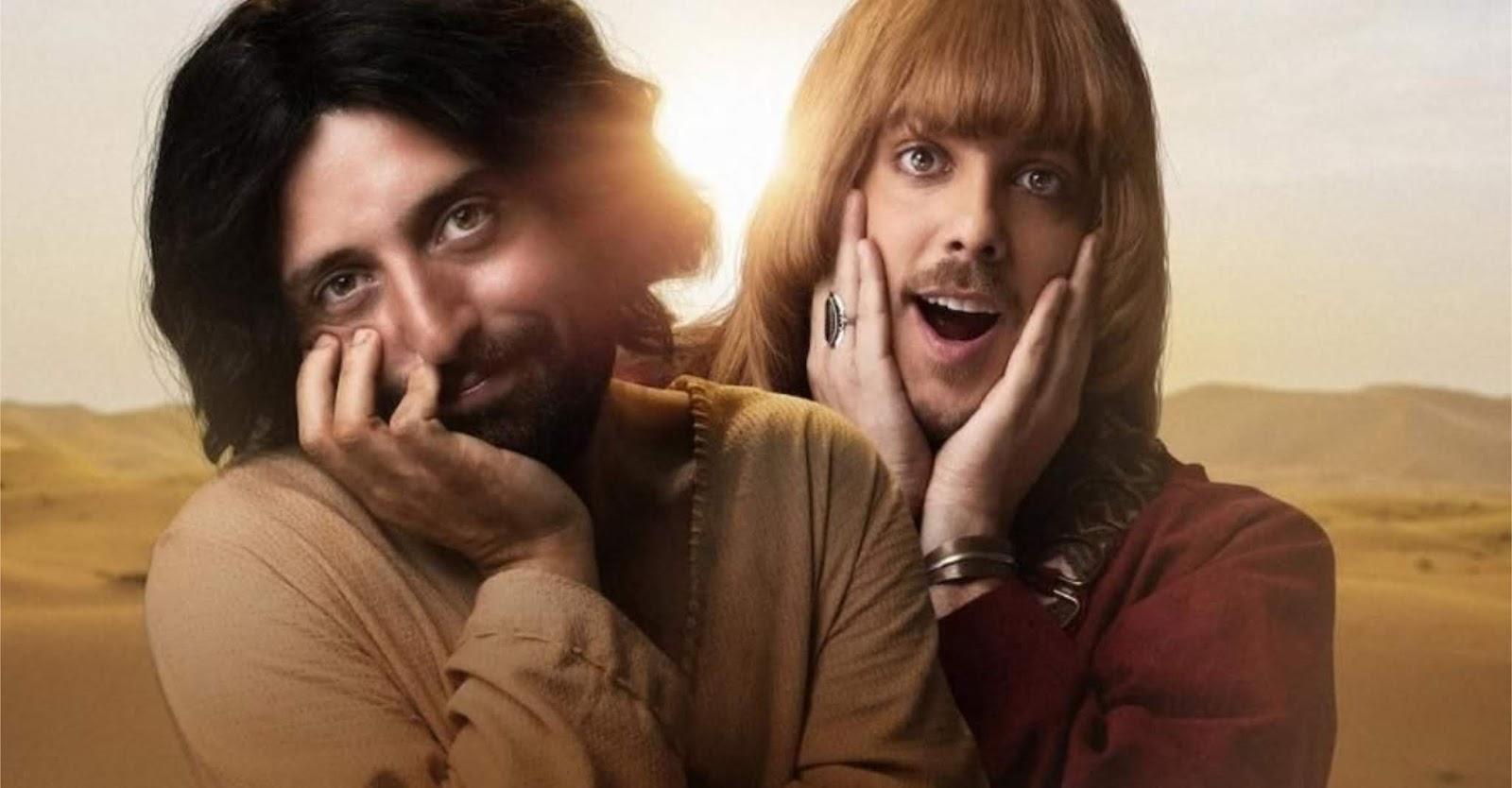 """Evangélicos pendem indenização contra """"Jesus Gay"""" da Netflix"""