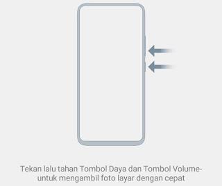 How to take a screenshot on a vivo mobile phone