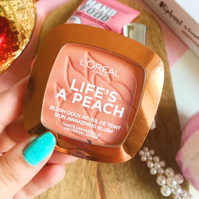Loreal Lifes A Peach Blusher