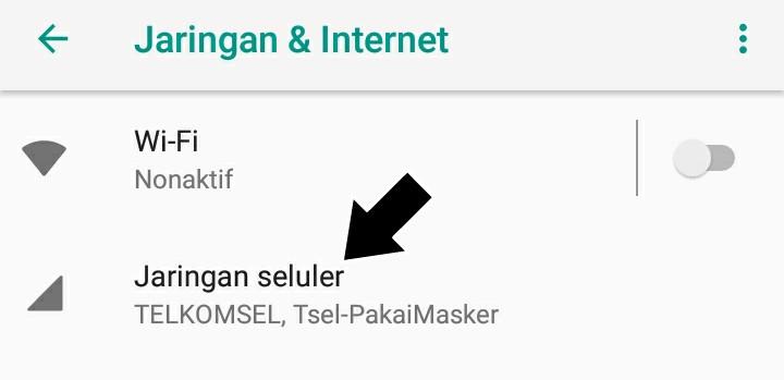Setting APN Telkomsel 4G Tercepat