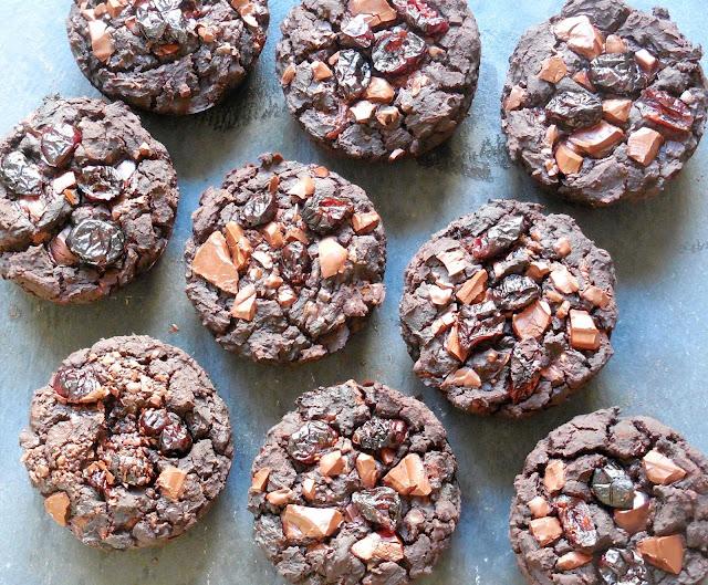 Brownies vegan aux haricots rouges