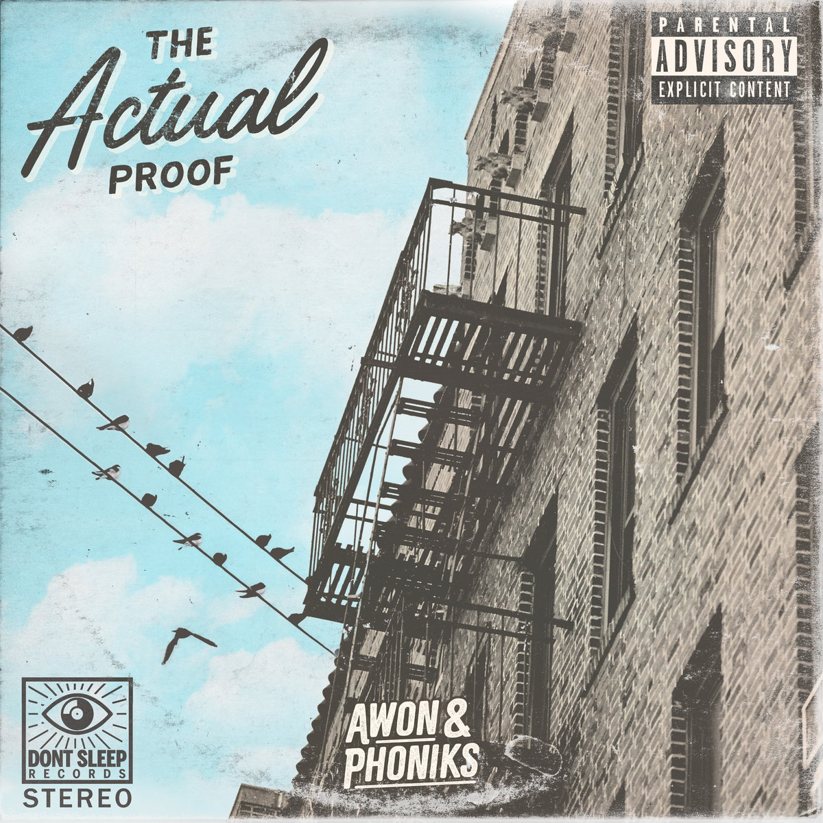 The Actual Proof von Awon & Phoniks | Unser Musiktipp als Full Album Stream