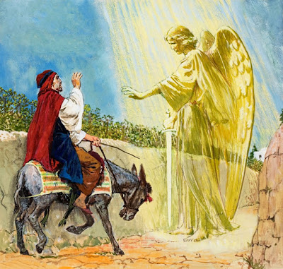 God Is With You: Balaam's Story