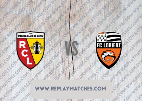 Lens vs Lorient -Highlights 29 August 2021