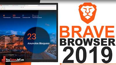 como descargar brave browser ultima version