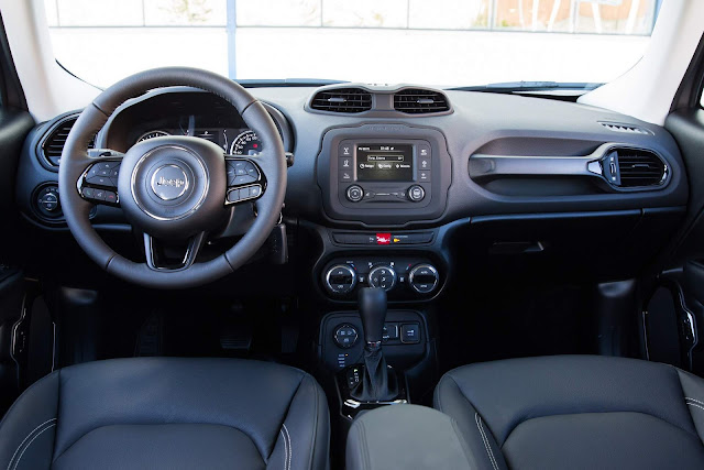 Jeep Renegade 2018 - interior