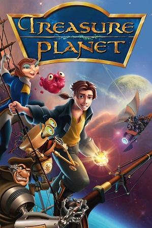 Treasure Planet (2002) 300Mb Full Hindi Dual Audio Movie Download 480p Bluray thumbnail