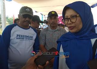 Kepala Sumber Daya Air (SDA) Provinsi Jawabar, Linda Al-Amin