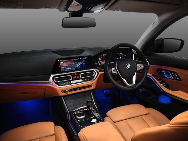 Novo BMW 330Li 2021 com entre eixos alongado chega à Índia