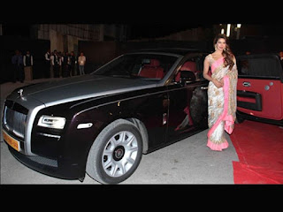 which car priyanka chopra has