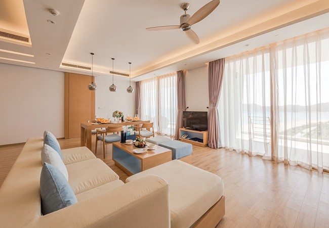 Hạng phòng Family Suite Deluxe  FLC Quy Nhơn