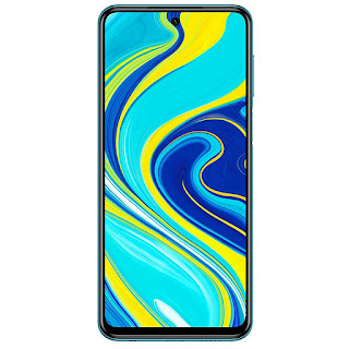 Redmi Note 9 Pro (Aurora Blue, 4GB RAM, 64GB Storage)