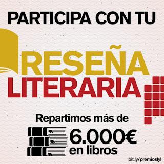 Premios Libros y literatura