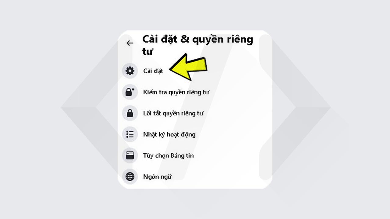 Hướng dẫn bật theo dõi Facebook trên máy tính