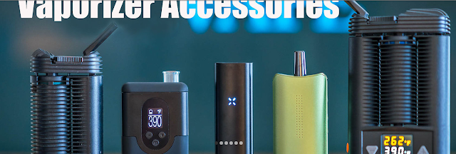 Vaporizer accessories in UK and Best Crafty mighty accessories