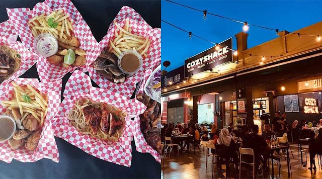 Cozy Shake Cafe