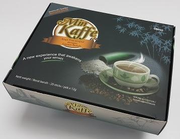 Min Kaffe Garam Buluh