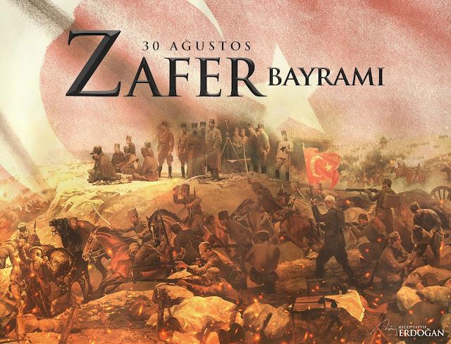 Zafar Bayrami Turkey Victory Day