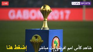موقع  كأس الأمم الأفريقية 2019