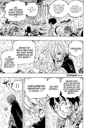 One Piece Mangá 856