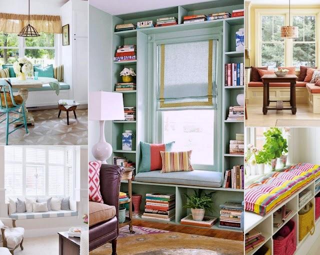 80+ Ιδέες για Window Seats