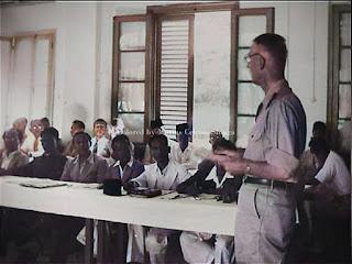 anggota delegasi di konferensi dairilanden sidikalang