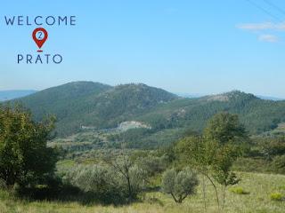 Immagine del Monteferrato con visuale da Figline