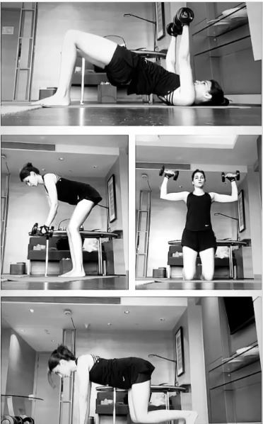 Fit Beauty: Kriti Sanon The Epitome Of Fitness
