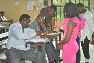 Over 15,000 Students Hustle For Admission In UNICAL As 2016/2017 Screening Begins Today