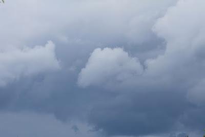 volatile storm clouds