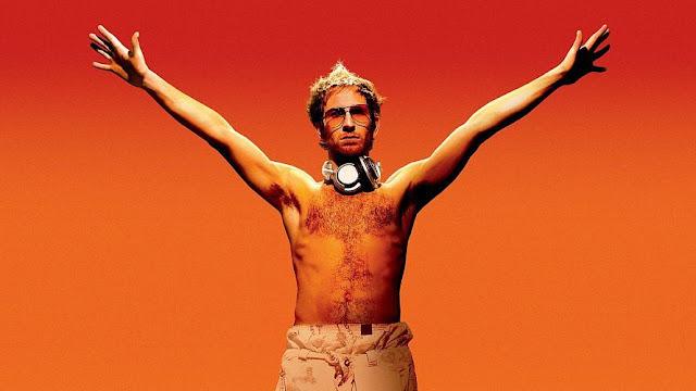 Fotograma de la película: La leyenda del DJ Frankie Wilde
