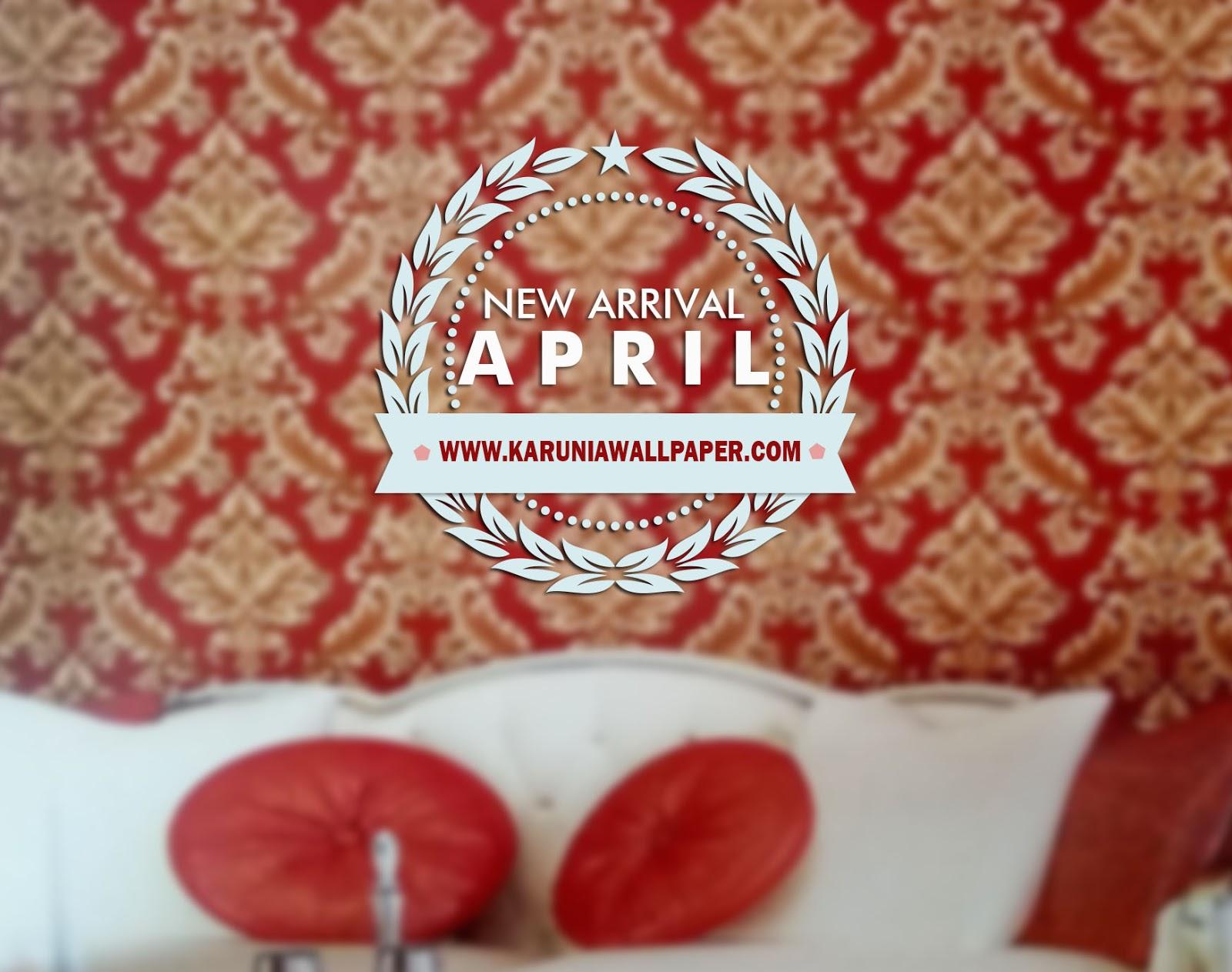 jual wallpaper dinding termurah surabaya karuniawallpaper