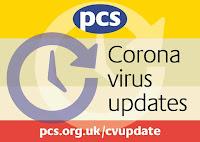 PCS corona advice