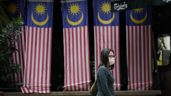 Jejak Rekor Kasus Corona di Malaysia hingga Tembus Sejuta