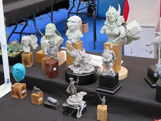 concurso escultura tradicional freak wars
