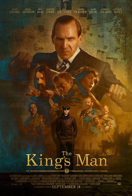 Cartel The King's Man La primera mision