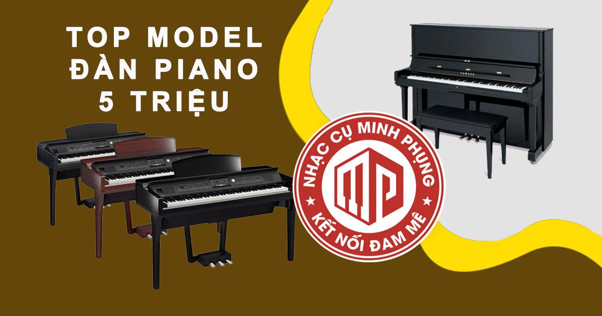đàn piano điện yamaha giá rẻ dưới 5 triệu