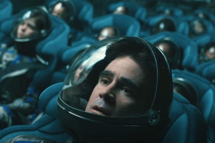 Вышел трейлер фантастического триллера «Поколение Вояджер» от режиссёра «Областей тьмы»
