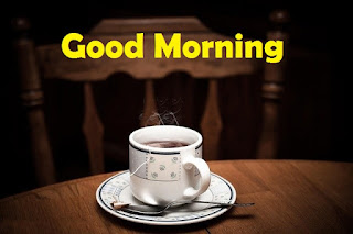 good morning  tea message