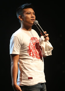 Boris Bokir Lagi Stand Up
