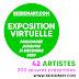 42 artistes du 16e, + de 200 oeuvres présentées - Exposition virtuelle en ligne Seiziem'Art 2020