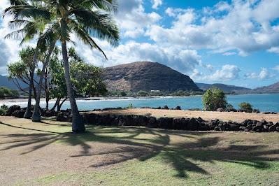 Hawaiian Temple